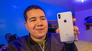 iphone xs unboxing