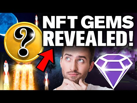 "NFT ALTCOINs are Exploding! My Top NFT ""GEMS"" Are…!??"