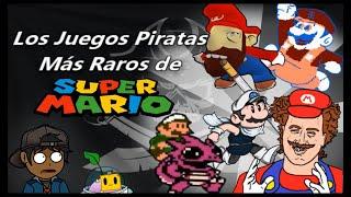 """Los Juegos Piratas de Mario Más Extraños de la """"Nes"""""""