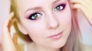 ЯРКИЙ ВЕЧЕРНИЙ МАКИЯЖ | Makeup tutorial