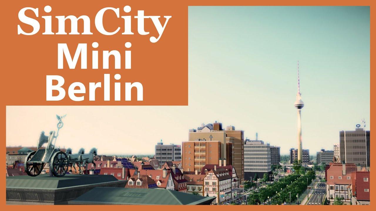 Mini Berlin simcity 2013 mini berlin simvalera