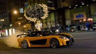 Fast & Furious 3 Tokyo DRIFT music track / Soundtrack / theme ( DJ Shadow - Six days )