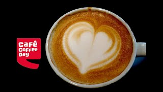 Cappuccino I Cafe Coffee Day I Cafe Coffee Day Cappuccino I CCD Shillong Meghalaya