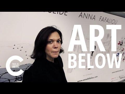 ART BELOW | CANVAS EXPLORES ART ON THE UNDERGROUND
