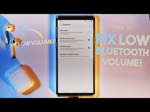 how-to-fix-low-bluetooth-volume-issues-on-android!-(speakers/headphones/earphones)