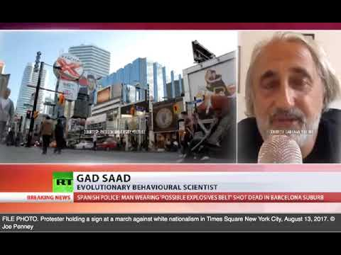 Media Coverage of Our Cancelled Free Speech Event (THE SAAD TRUTH_498)