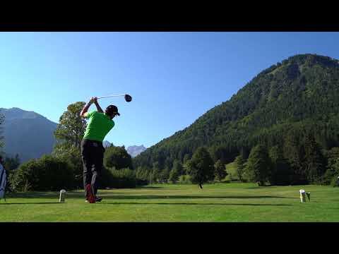 Film: Golfplatz Oberstdorf
