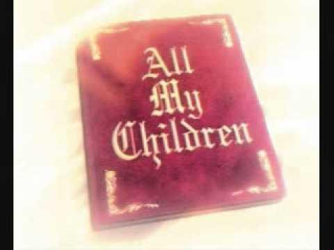 All My Children 19901994 Alternate Closing Music