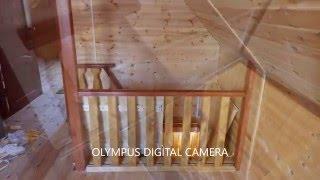 лестница на чердак(лестница на чердак с люком в дачном доме., 2016-02-07T13:41:33.000Z)