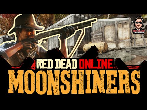 💥NEW💥 MOONSHINERS ROLE! Outlaw Pass 2, Properties | Red Dead Online DLC Update