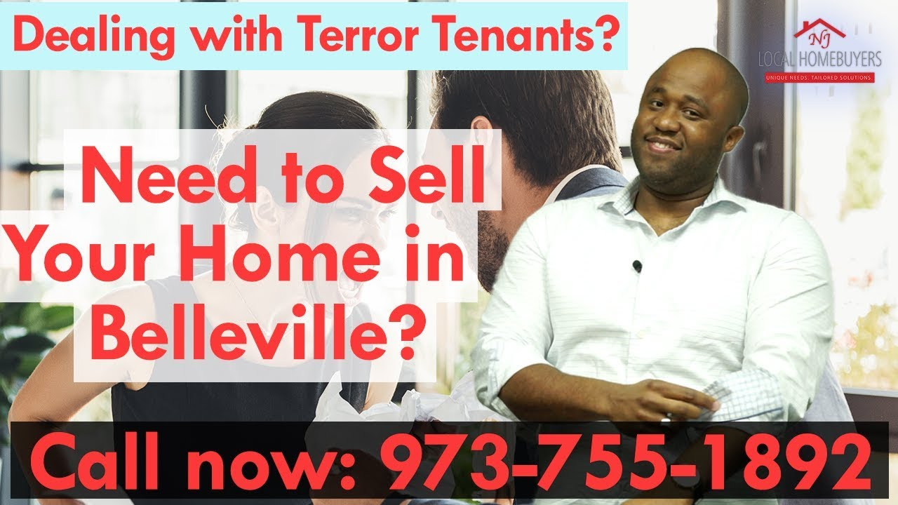 Belleville, New Jersey: Bad Tenants and How to Deal With Them | Call Now 973-755-1892