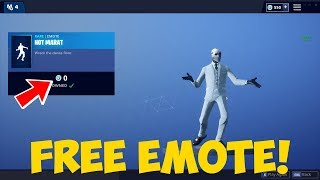 EMOTE GRATUIT (Hot Marat Emote)! Daily Item Shop [23 novembre] (Fortnite Battle Royale)