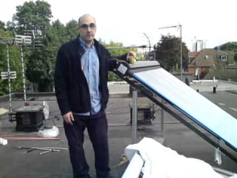 solar energy engineer, Solar heating engineer North London, solar heating plumber