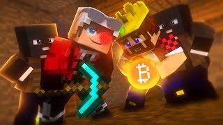КРИПТОГОРОД! НАС ПЫТАЮТСЯ УБИТЬ! Minecraft