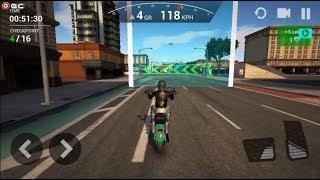 Ultimate Motorcycle Simulator - Motor Bike Racing Game - Android Gameplay Video