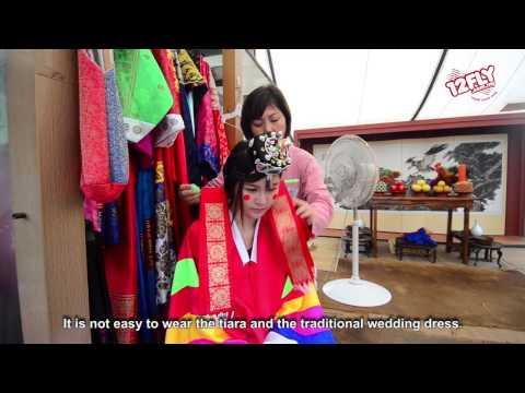 12fly TV - Yumi Wong at Jeju Folk Village Museum