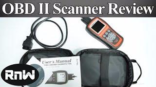 entry level obd ii scanner for the diy er engine abs and srs code scanner