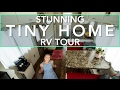 Transforming Our RV into an Off Grid Tiny House on Wheels