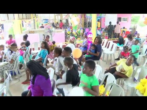 Inspiration FM Children Party Live Stream