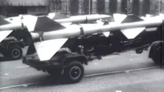 9 мая 1965г. Москва. Красная площадь. Военный парад.