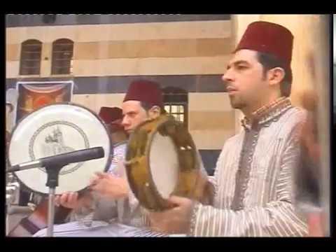 Sofic  Darwish music -Aleppo  By Nassr Fleehan
