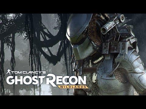 Ghost Recon Wildlands Predator - The Co-op Mode