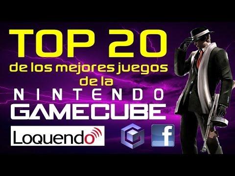 Top 20 de los mejores juegos de la Nintendo GameCube HD [LOQUENDO] + [Emulador y Juegos]