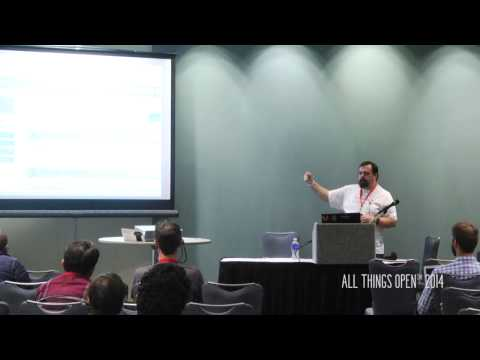 All Things Open 2014 | Phillip Rhodes | Semantic Integration With Apache Jena and Stanbol
