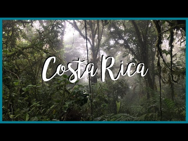 Costa Rica Vlog 2018