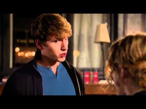 Alek and Chloe Talk - The Nine Lives of Chloe King Episode 7