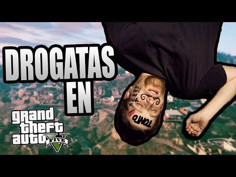 DROGATAS EN GTA 5