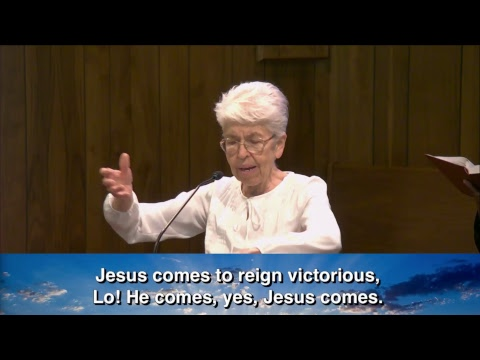 "4/28/2018 - ""Walled Off"" | Jeanice Warden-Washington (Religious Liberty Sabbath)"