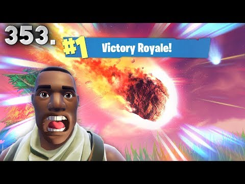 METEOR WINS THE GAME..!!! Fortnite Daily Best Moments Ep.353 (Fortnite Battle Royale Funny Moments)