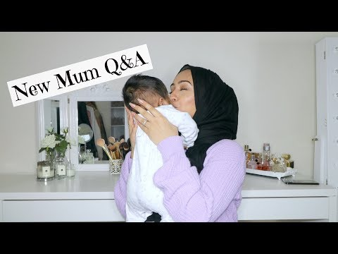 New Mum Q&A - Our baby has 2 names?! Labour & Delivery Problems!?