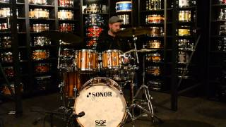 sonor sq2 smoked larch 10 12 16 22 4pc