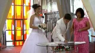 Свадебный трейлер Роберт и Елена 10 июля (Чернигов)