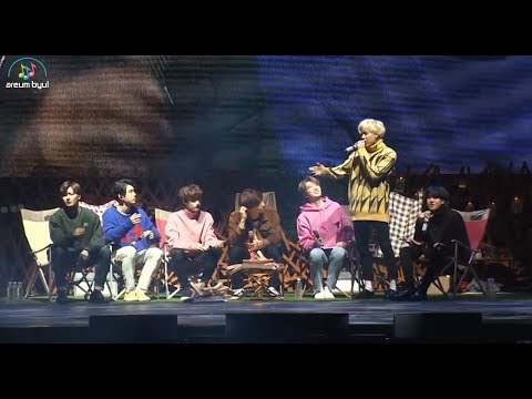 [ENG/FULL] Let Me ( Switch Part) - GOT7 3rd Fan Meeting DVD