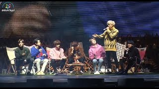 Download lagu Let Me GOT7 3rd Fan Meeting DVD