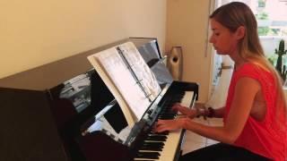 Skrillex - Bangarang - Piano cover (arr. TheUnsungHeroine)