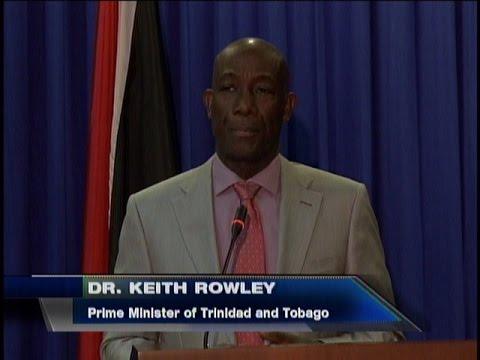 PM ROWLEY REJECTS SAT MAHARAJ'S LABELLING OF FORMER PM PATRICK MANNING