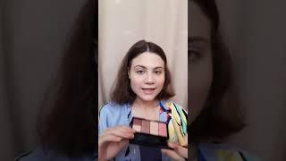 Мой повседневный макияж за 10 минут Орифлейм The ONE Giordani Gold