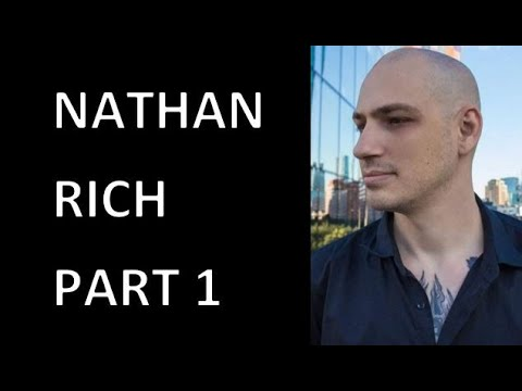 Interview with Nathan Rich (Scientology & the Aftermath)