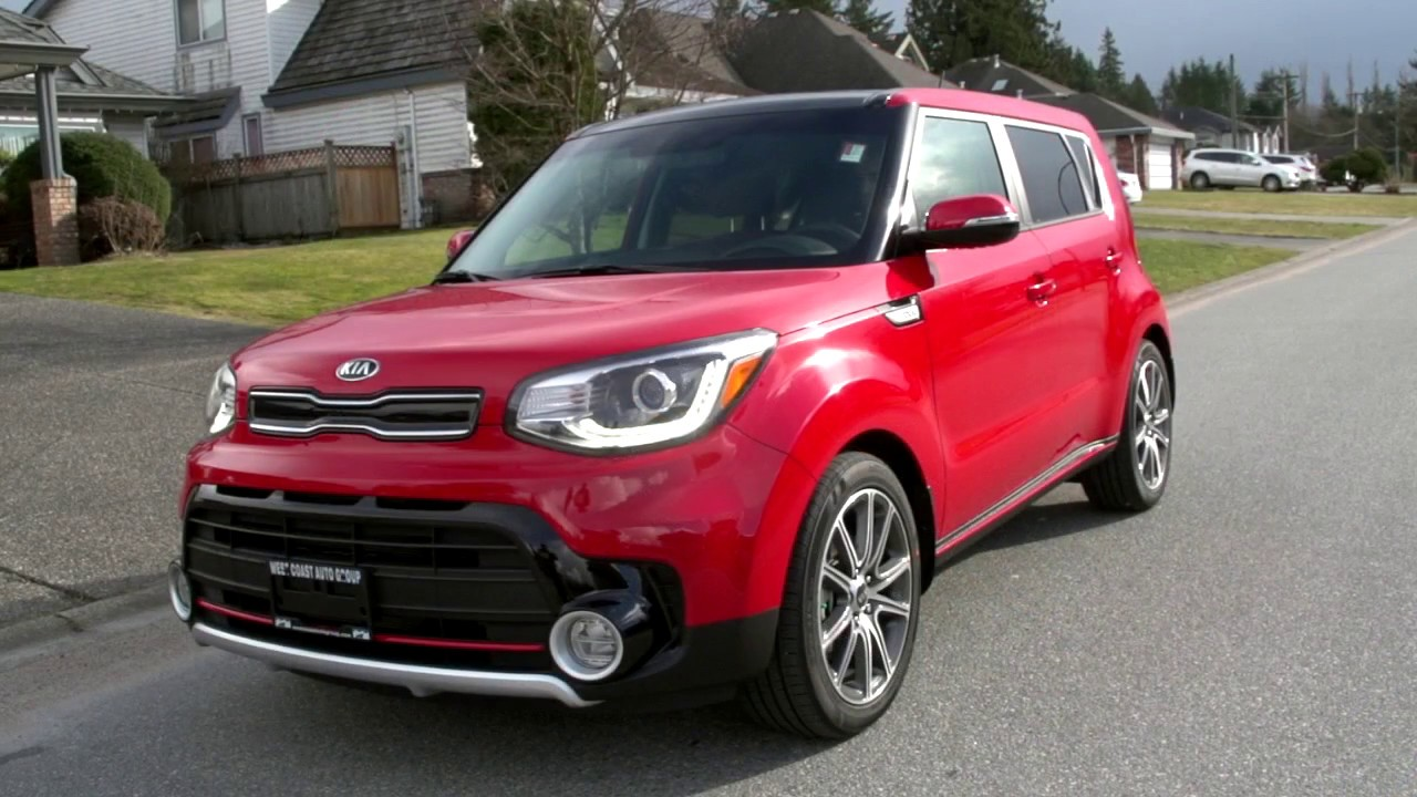 2017 kia soul turbo review made for standing out. Black Bedroom Furniture Sets. Home Design Ideas