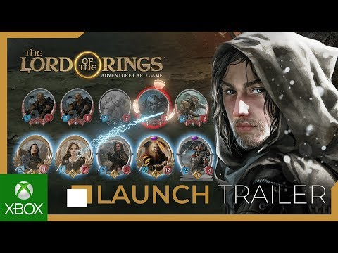 The Lord of the Rings: Adventure Card Game доступен по Xbox Game Pass