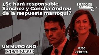 Imagen del video: Murciano Encabronao: ¿Se hará responsable Sánchez de la réplica marroquí?