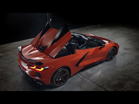 2020 Corvette: Retractable Hardtop | Chevrolet