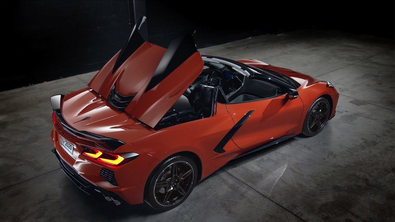 2020 Corvette: Retractable Hardtop | Chevrolet - YouTube