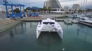 Launching Outremer 45'