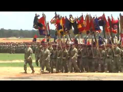 All American Week Day 4 Airborne Review 82nd Airborne Division 100th Anniversary Part 2