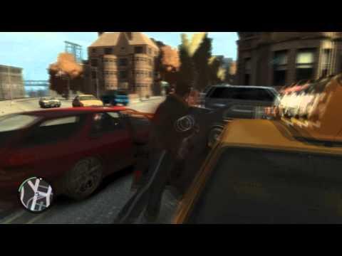 GTA IV เกรียนเทพอัตโนมัติ